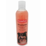 Shampoo lange vacht