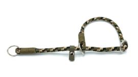 Sliphalsband (Zwart-Bruin-LIcht bruin-Olijfgroen)