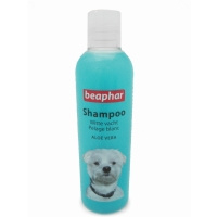 Shampoo witte vacht