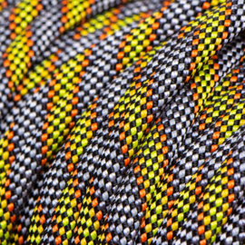 Sliphalsband  ((Geel-Oranje-Zwart-Wit)
