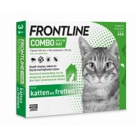 Vlooiendruppels Frontline Combo kat