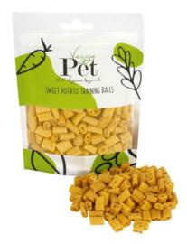 Veggie pet sweet potato training balls