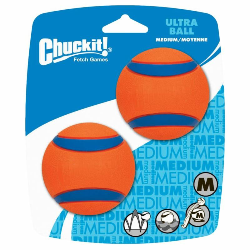Chuckit bal M 2-pack