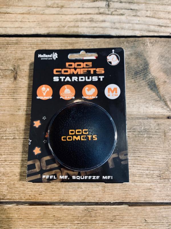 Dog comet zwart/oranje