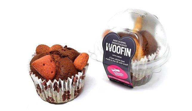 Honden muffins