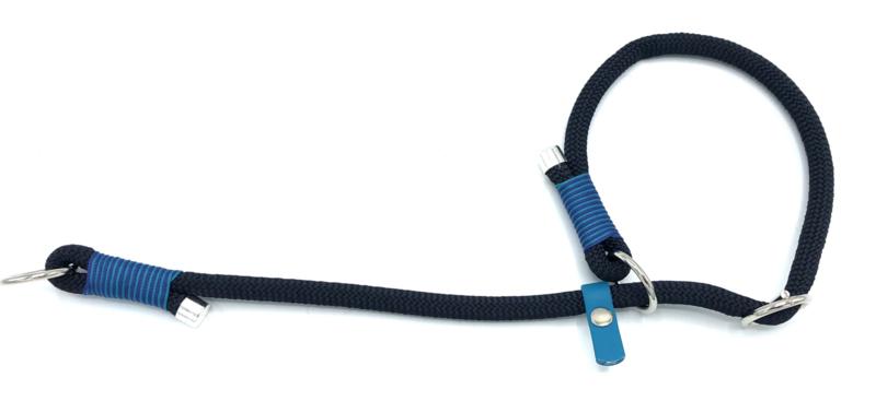 Sliphalsband  (Donkerblauw)