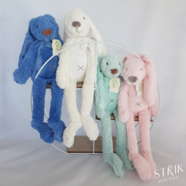 Knuffels konijntjes 'Richie Rabbit' (verschillende kleuren)