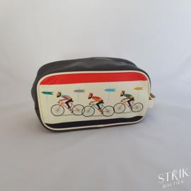 Toilettas 'Wielrenners/fiets'