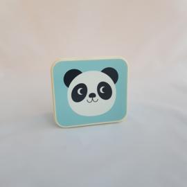Brooddoos / lunchbox panda (met of zonder naam)