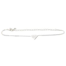 Armband 'Diamant'  (goud / zilver)