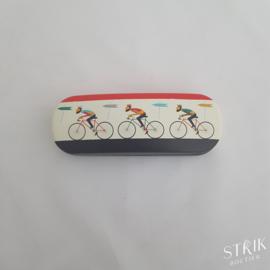 Brillenkoker 'Wielrenners/fiets'