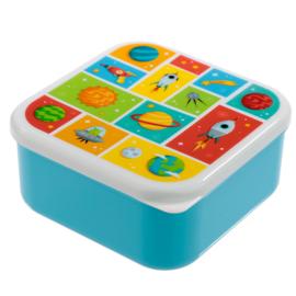 Snackboxen / snackdoosjes set space
