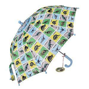 Paraplu dinosaurus (met of zonder naam)