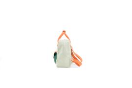 Sticky Lemon Envelope Backpack small Powder blue