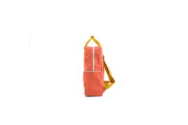 Sticky Lemon Backpack Teddy Large Sporty Red
