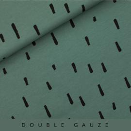 Double Gauze Swipes Sagesbrush Green