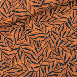 Leaves Buckskin Yellow Viscose See You At Six