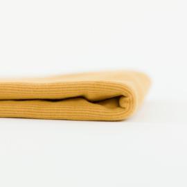 Ribbing Boordstof Honey Yellow SYAS