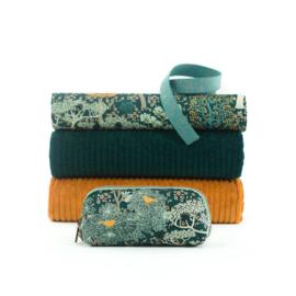 Tassenband Slate Blue Green SYAS