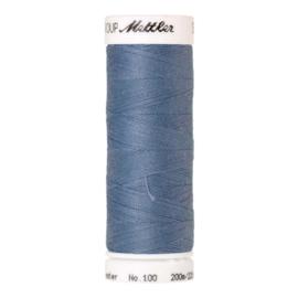 0350 Amann Seralon Naaigaren Denim Blue