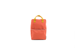 Sticky Lemon Backpack Teddy Large Sporty Red