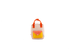 Sticky Lemon Envelope Backpack small Soft pink