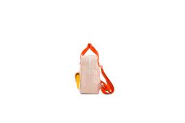 Sticky Lemon Envelope Backpack small Soft pink