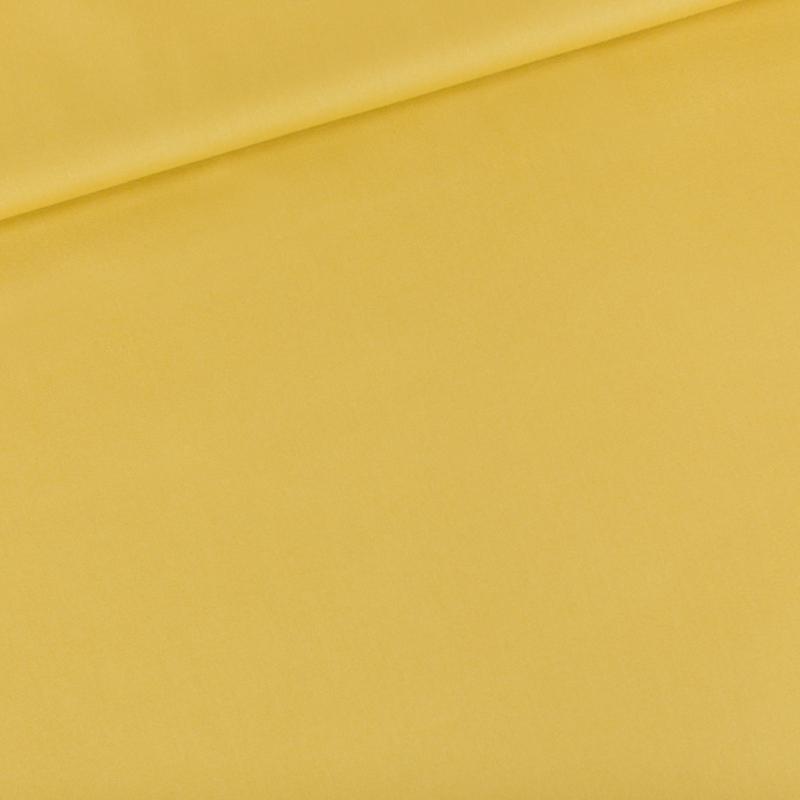 Lemon Curry Katoen Gabardine Twill SYAS