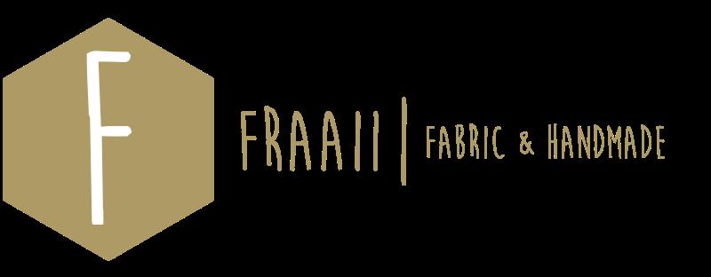 Fraaii | Fabric & Handmade