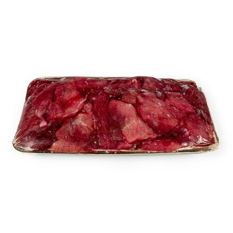 Haas stoofvlees (gesneden)