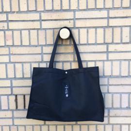 Large felt bag