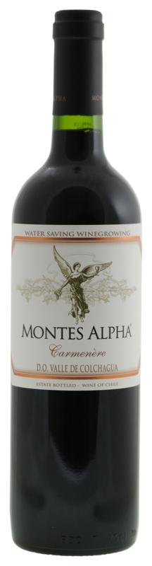 Montes Alpha Carmenère 2017