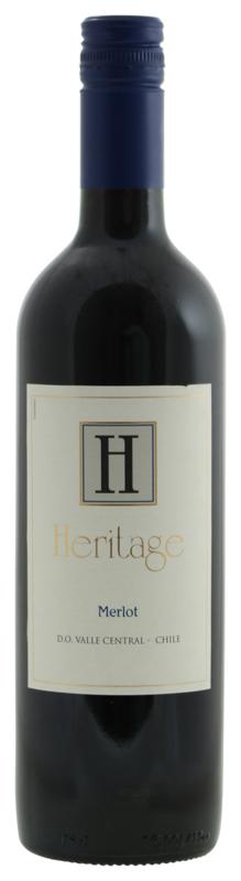 Heritage Merlot 2018