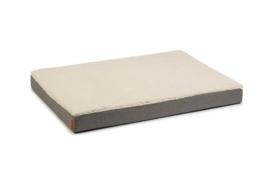 Beeztees memory foam Zira – Hondenkussen – beige – 100x70x9cm