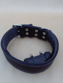 Leather collar for Dogtra