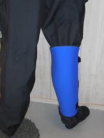 Neopreen onderbeen beschermer