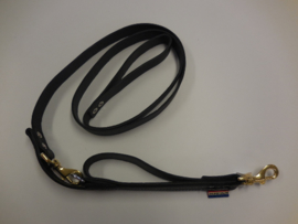 Leather ME leash SPECIAL 25mm x 2m