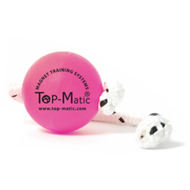 Top Matic magneet bal, roze