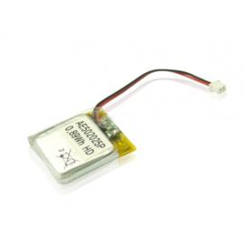 batterij LIPO 3,7v 280mah