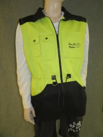 Trainingsvest Rebel, lime groen