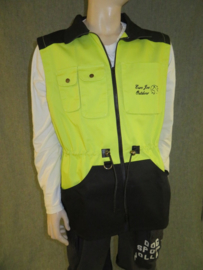Training vest Rebel, lime green