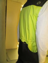 Training vest Rebel, lime green