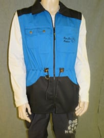 Trainingsvest Rebel, blauw