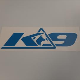 Sticker K9