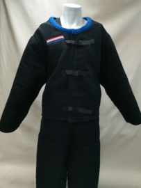 French jacket with covers