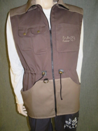 Trainingsvest Rebel, bruin