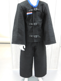 Jute electric suit