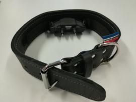 Leren halsband tbv Dogtra