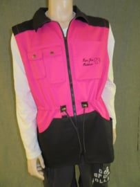 Trainingsvest Rebel, roze