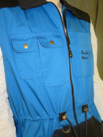 Training vest Rebel, blue